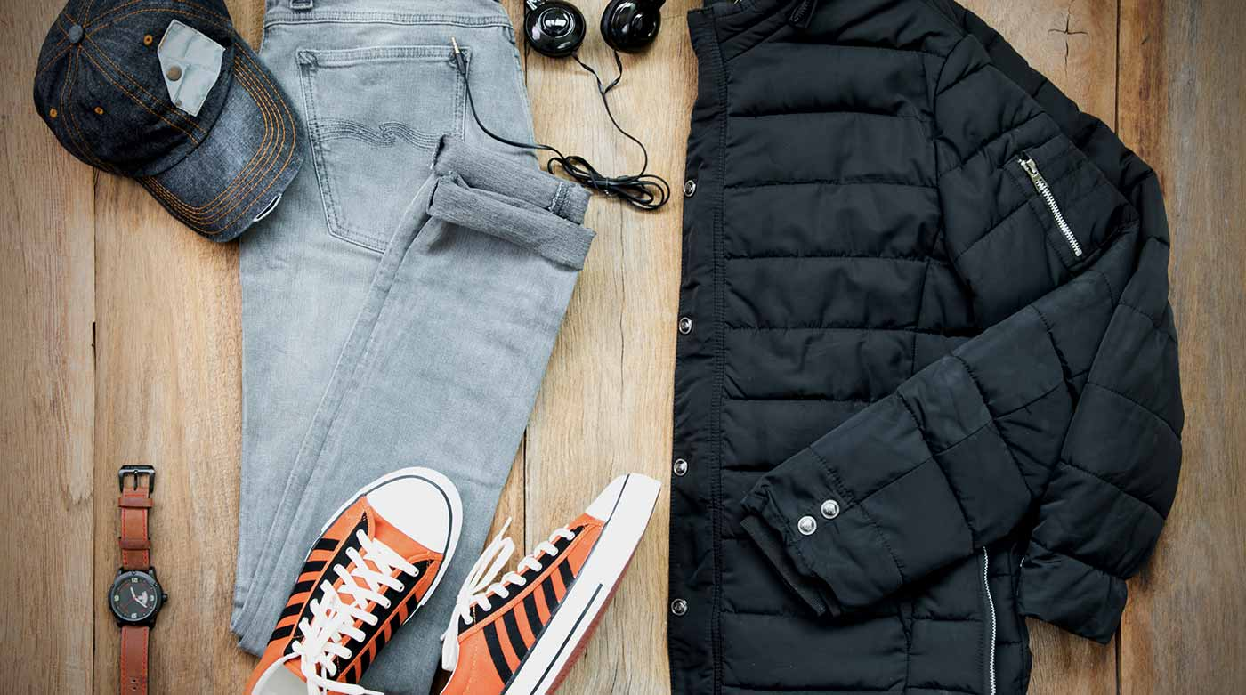 Apparel & Clothing Stores